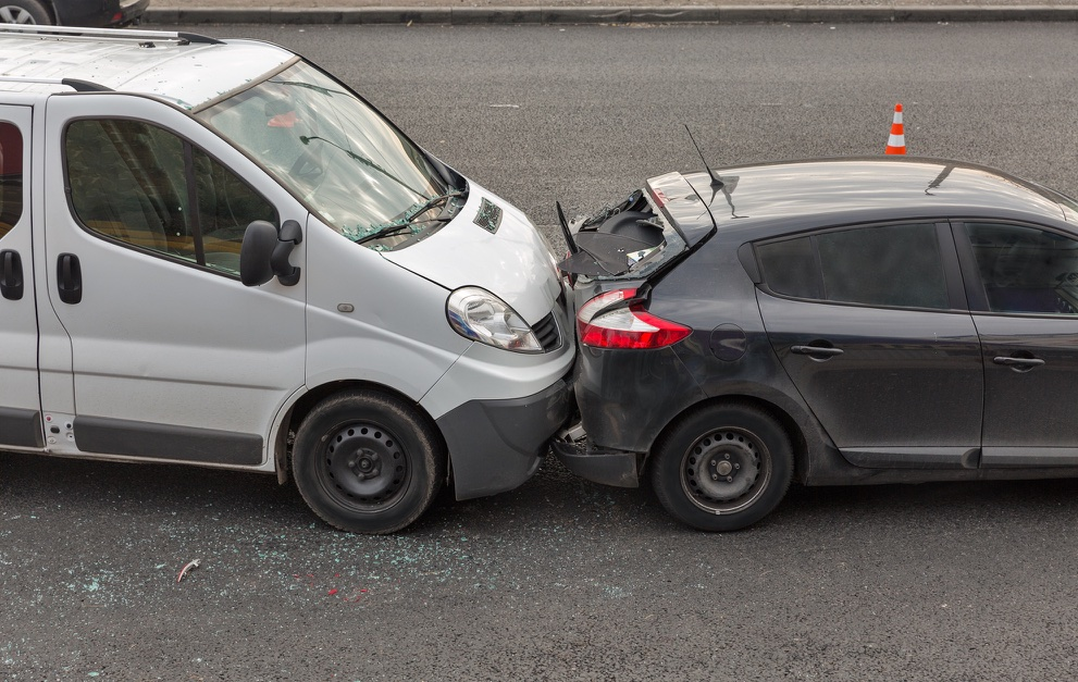 who is liable in a rear end collision